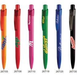 Ручка шариковая X-Seven пластиковая