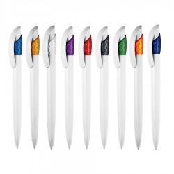Ручка шариковая GOLF пластиковая