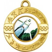Медаль Олимпус 50 мм