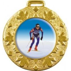 Медаль Зима