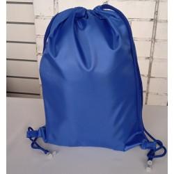 Рюкзак Школа васильковый