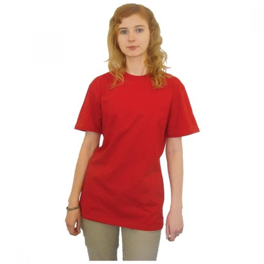 Красная футболка рекомендации
